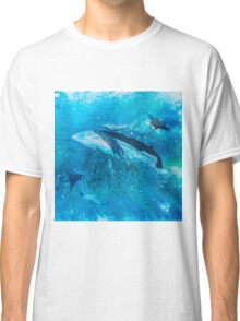 In Harmony, Under the Sea Classic T-Shirt