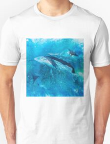 In Harmony, Under the Sea Unisex T-Shirt