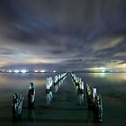 Highway to Heaven - Clifton Springs Victoria by Graeme Buckland
