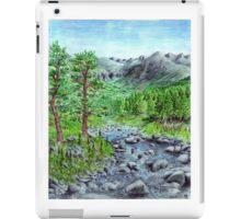Duilwen iPad Case/Skin