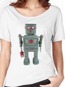 Lantern Robot 1 Women's Relaxed Fit T-Shirt
