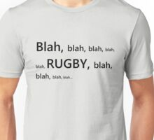 Rugby! Unisex T-Shirt