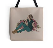 Flowers & Harry Tote Bag