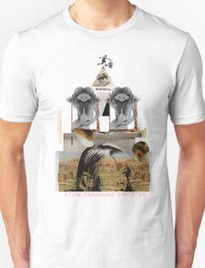 ATOM SMASHING Unisex T-Shirt