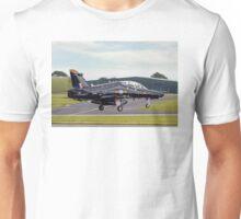 BAe Systems Hawk T.2 ZK012/C Unisex T-Shirt