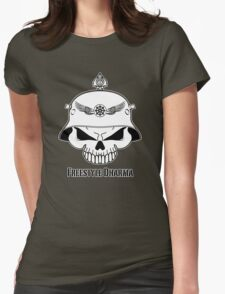 Freestyle Dharma Womens Fitted T-Shirt