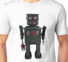 Lantern Robot 2 Unisex T-Shirt