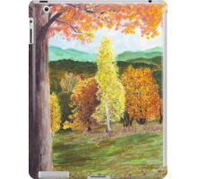 Green Hill Country iPad Case/Skin