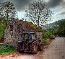 Old & New(er) - Wales by NeilAlderney