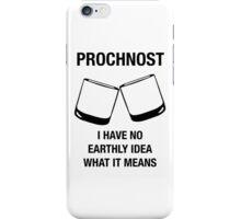 Prochnost Oliver Queen Toast Arrow iPhone Case/Skin
