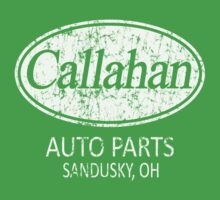 Callahan Auto Parts by iEric