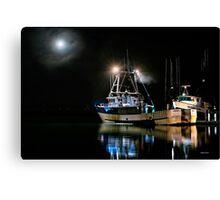 Boat Dream Canvas Print