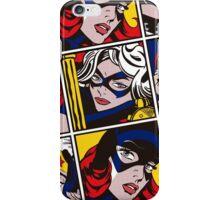 Girl Power: Black Cat iPhone Case/Skin