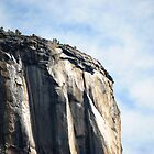 The tip of El Capitan by Toby Wilson
