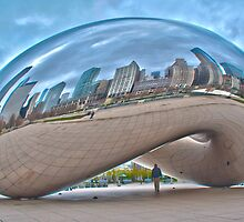 cloud gate by Alexandr Grichenko