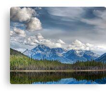 Yukon Territory Canvas Print