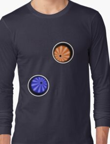 Two eyes in team Long Sleeve T-Shirt