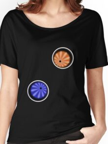 Two eyes in team Women's Relaxed Fit T-Shirt