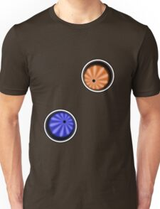 Two eyes in team Unisex T-Shirt