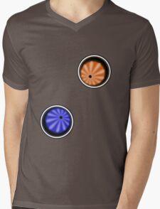 Two eyes in team Mens V-Neck T-Shirt