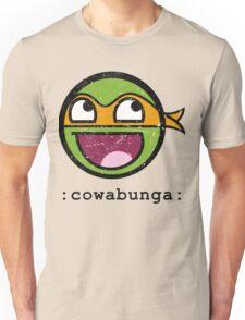 Cowabunga Buddy Squad: Michelangelo Unisex T-Shirt