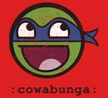 Cowabunga Buddy Squad: Leonardo Baby Tee