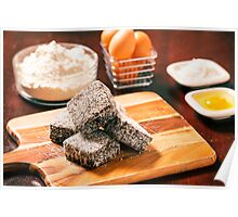 Group of Lamingtons Poster