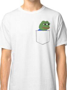 Happy Pocket Pepe Classic T-Shirt