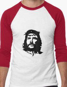 che jesus Men's Baseball ¾ T-Shirt