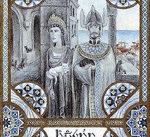 King Tarannon Falastur of Gondor by Matěj Čadil
