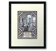 King Tarannon Falastur of Gondor Framed Print