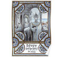 King Tarannon Falastur of Gondor Poster