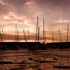 Musselburgh Harbour by KWTImages
