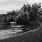 River Esk Musselburgh by KWTImages