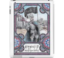 King Earnil I of Gondor iPad Case/Skin