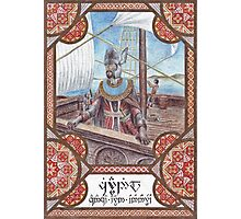 King Ciryandil of Gondor Photographic Print