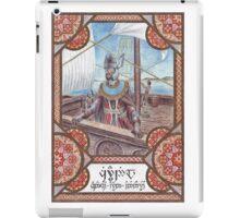 King Ciryandil of Gondor iPad Case/Skin