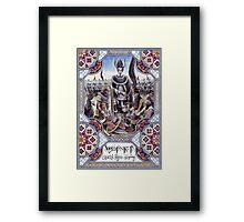 King Hyarmendacil I of Gondor Framed Print