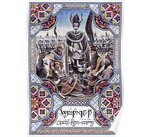 King Hyarmendacil I of Gondor Poster