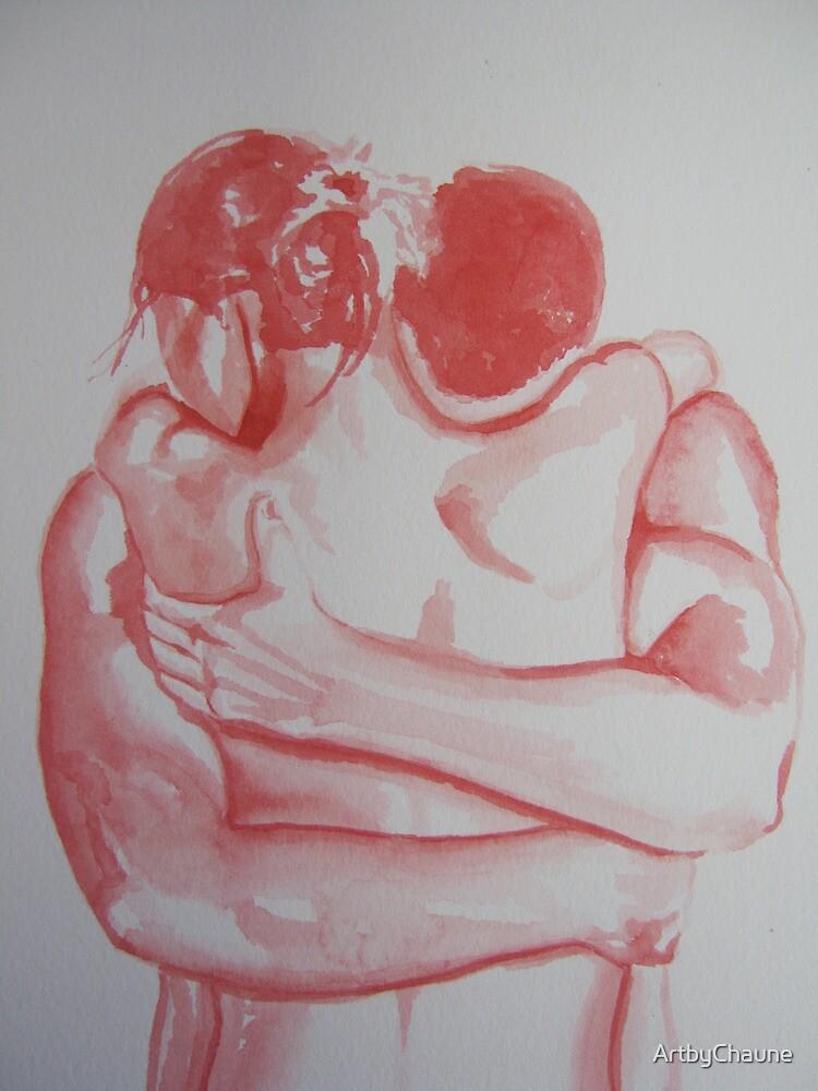 Body heat by ArtbyChaune