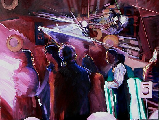 Wedding Dancers by Richard Sunderland