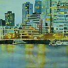 City Lights by Sandrine Pelissier
