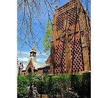 Carillon in Bristol, RI   Photographic Print