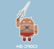 He-Droid Kids Clothes