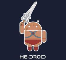 He-Droid Kids Tee