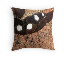 Na-aper - Common Diadem Throw Pillow