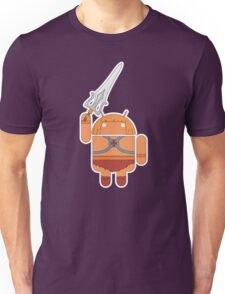 He-Droid (no text) Unisex T-Shirt