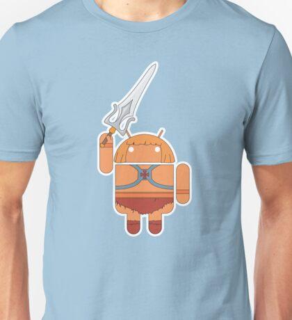 He-Droid (no text) Unisex T-Shirt