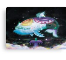 Wind Fish (21 left!) Canvas Print
