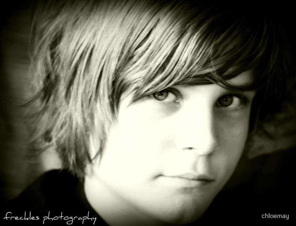 Wyatt by chloemay